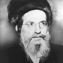 Rav Yehuda Ashlag