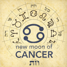 New Moon of Cancer