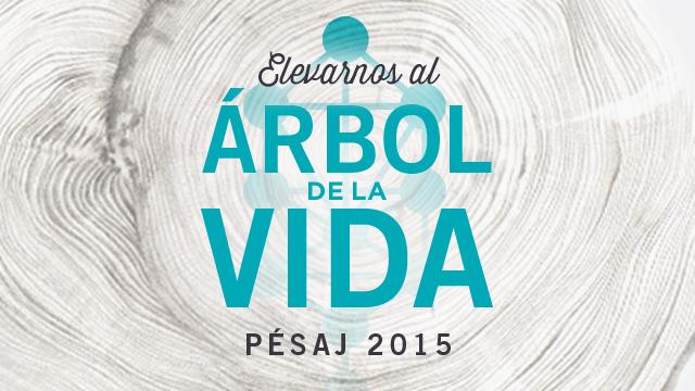 Elevarnos al árbol de la vida PESAJ 2015 Pesach_15_esp