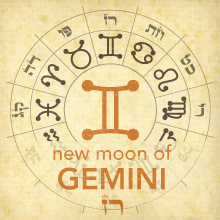 New Moon of Gemini