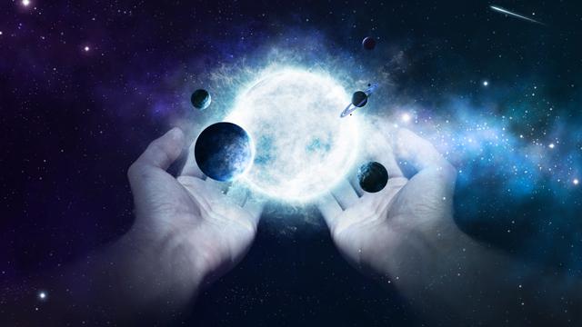 El Universo está inclinado a nuestro favor