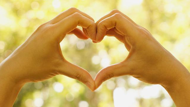 Compartir a través del amor incondicional