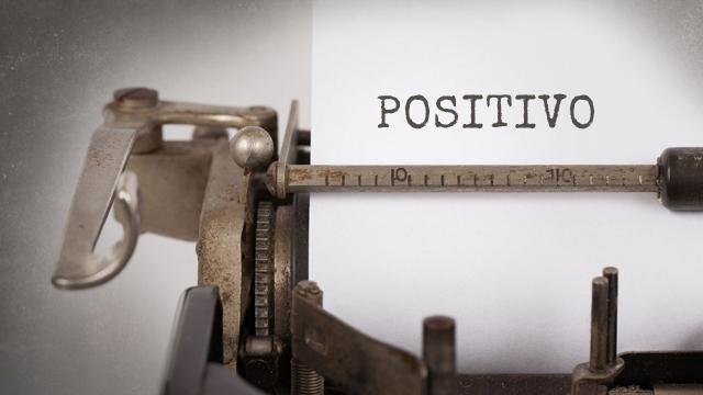 El poder de las palabras positivas