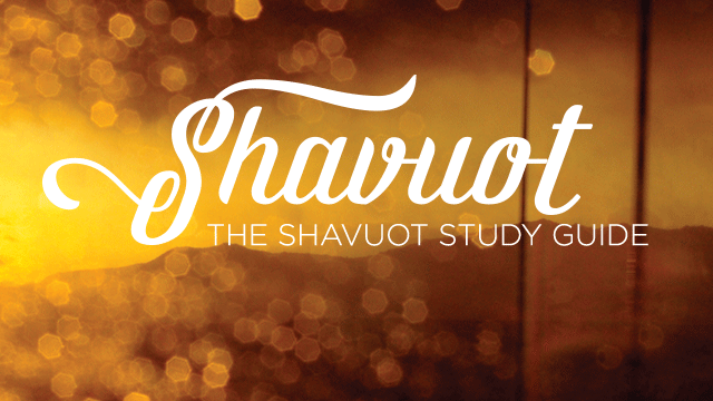 Decoding Shavuot: The Shavuot Study Guide