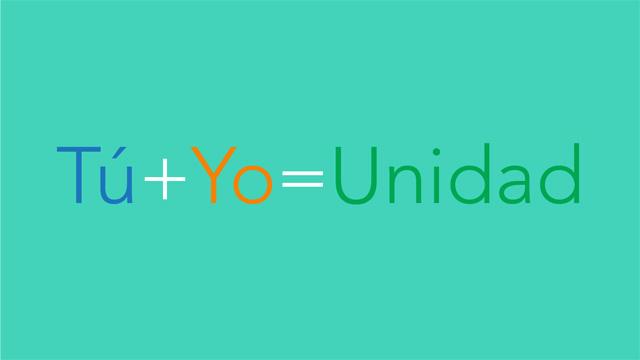 La matemática de la unidad