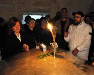 Shabbat in Nablus
