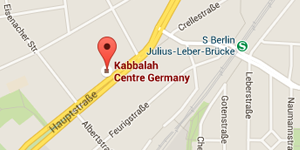 kabbalah location Deutschland
