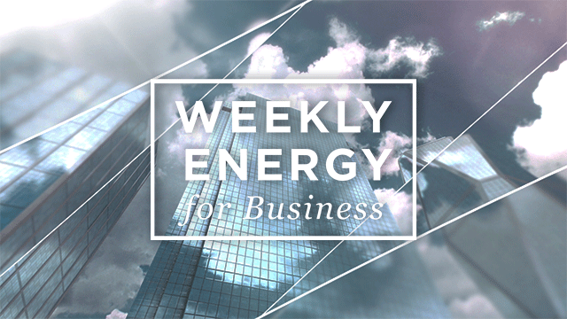 Weekly Energy for Business