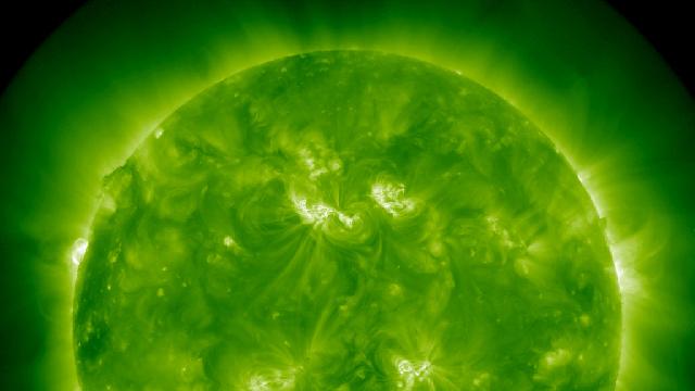 The Sun's Little Secret