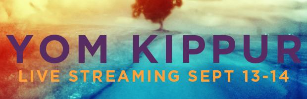 Yom Kippur Live Streaming